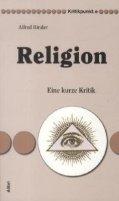 Religion - Eine kurze Kritik (Cover)