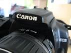 Die Canon EOS 400d - nicht das neues Modell, aber meine neue Liebe! ;)