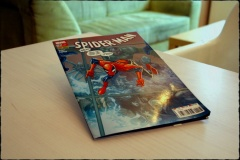 Mein Spiderman-Comic