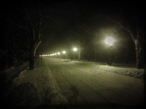 In der Nacht ist's grusel... (#Photo, #Foto)