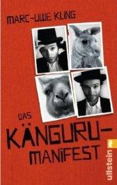Das Cover des Känguru-Manifests