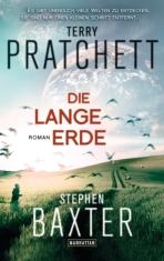 Gemeinsam mit der verstorbenen Schriftsteller-Legende Terry Pratchett geschrieben: Die lange Erde.