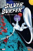 Silver Surfer und das Brett, das für ihn die Welt bedeutet...