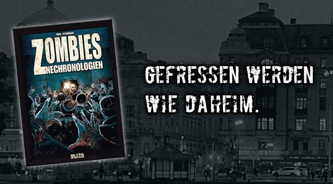 Rezension: Tot weil dumm (Zombies-Nechronologien #2)