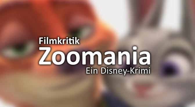 Filmkritik: Zoomania